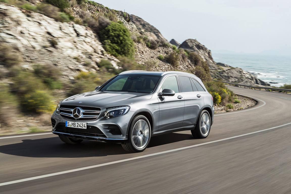 Mercedes-Benz GLC 2015