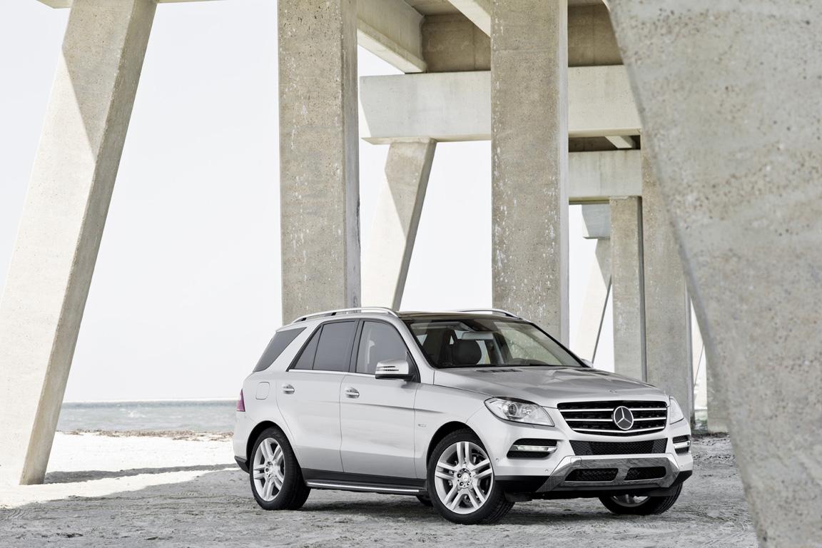 Все, что вы хотели знать о новом Mercedes-Benz M-class