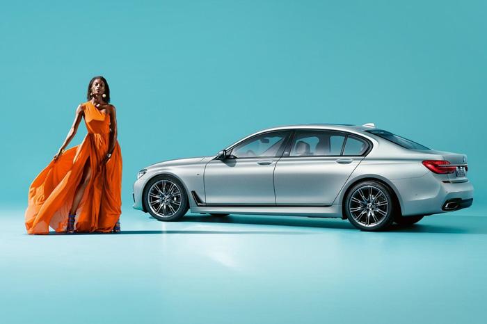 БМВ представила юбилейный седан 7-Series Edition 40 Jahre