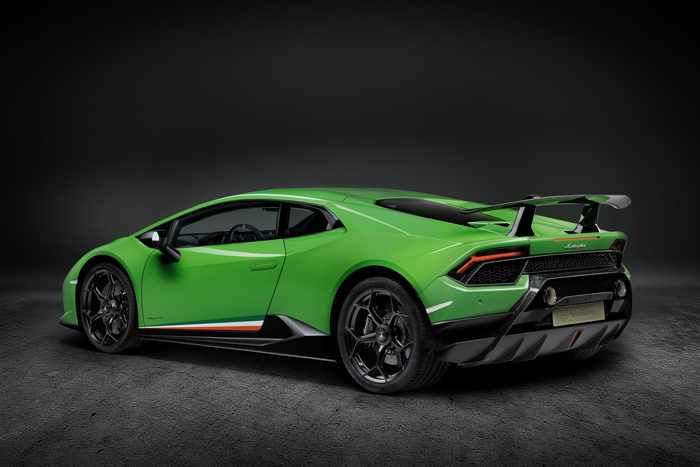 Lamborghini Huracan Perfomate