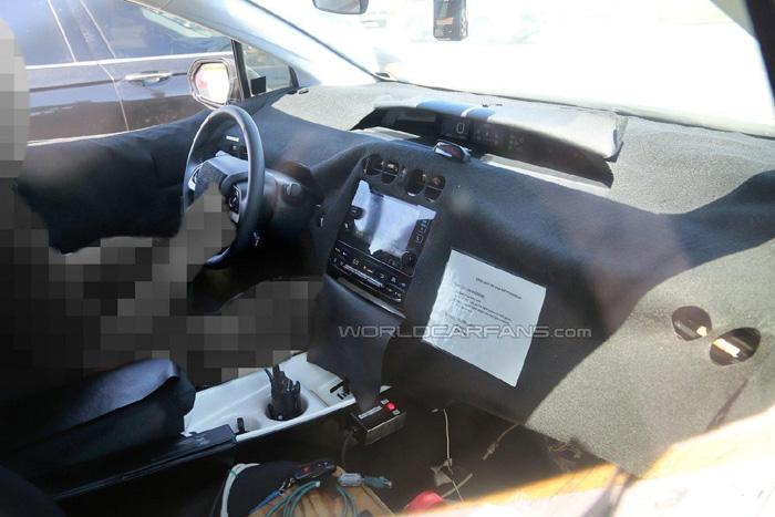 Toyota Prius нового поколения
