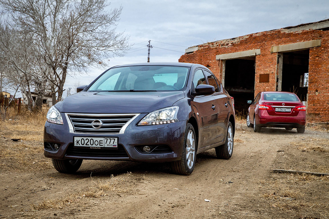 Nissan: Аномальные зоны России