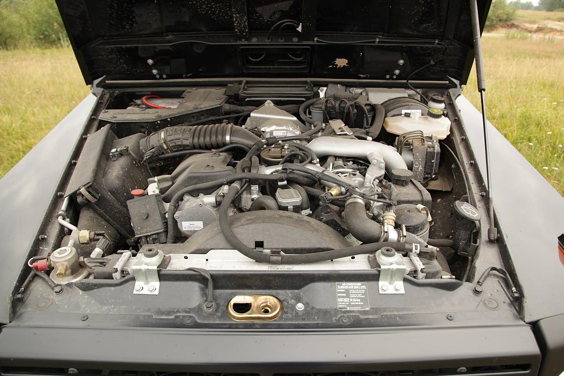 Mercedes-Benz G-class Professional / Мерседес-Бенц G-класс Профессионал