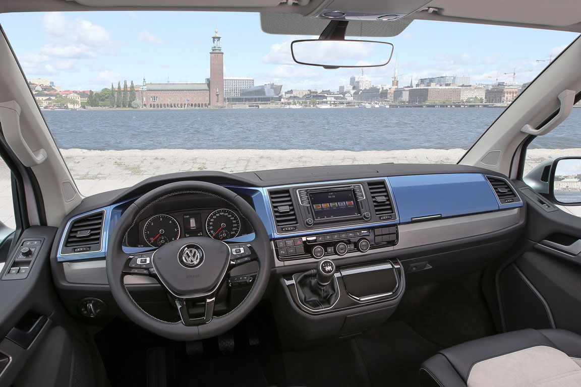Volkswagen Multivan T6 2015