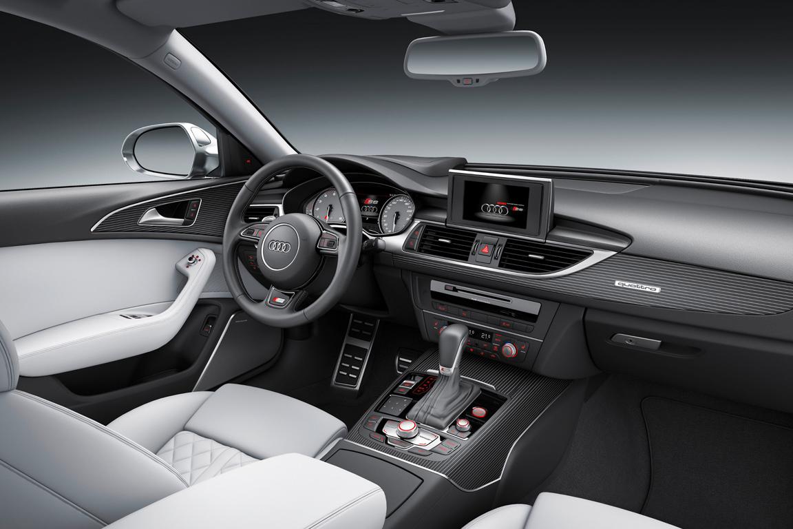 Audi S6 Avant 2014
