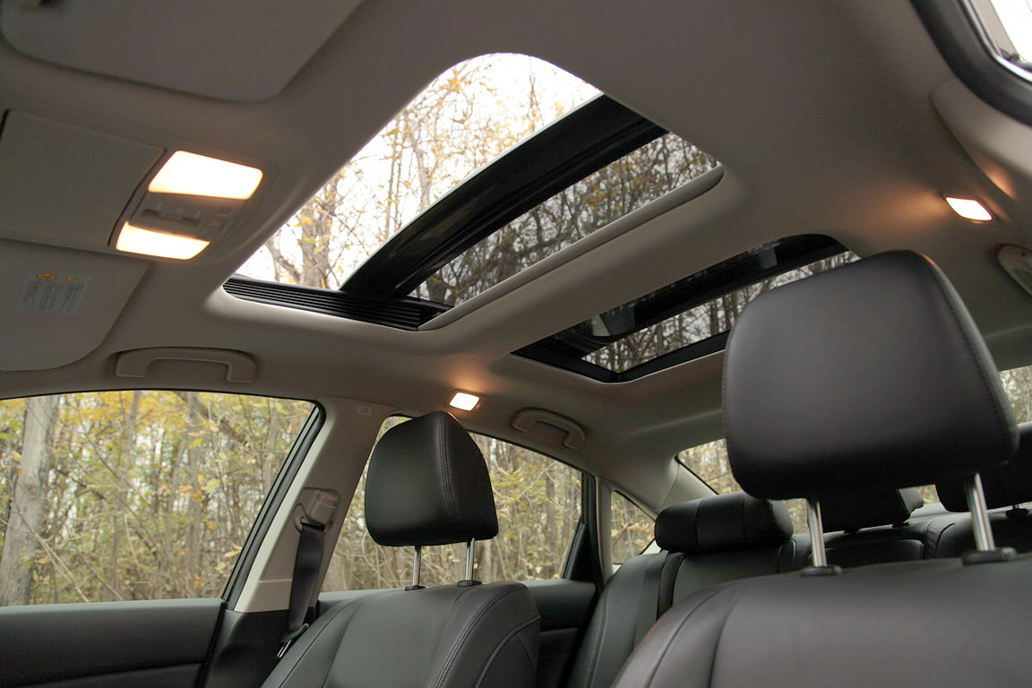 Nissan Teana: доступная роскошь