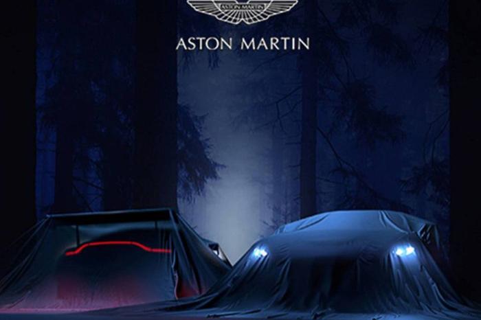 Астон Мартин намекнул нановый гоночный Vantage