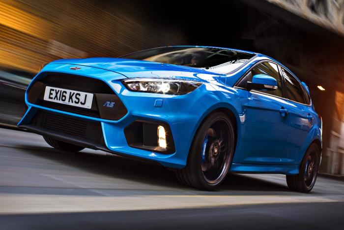 Ford Focus RS получил новую версию мощностью 375 л.с.