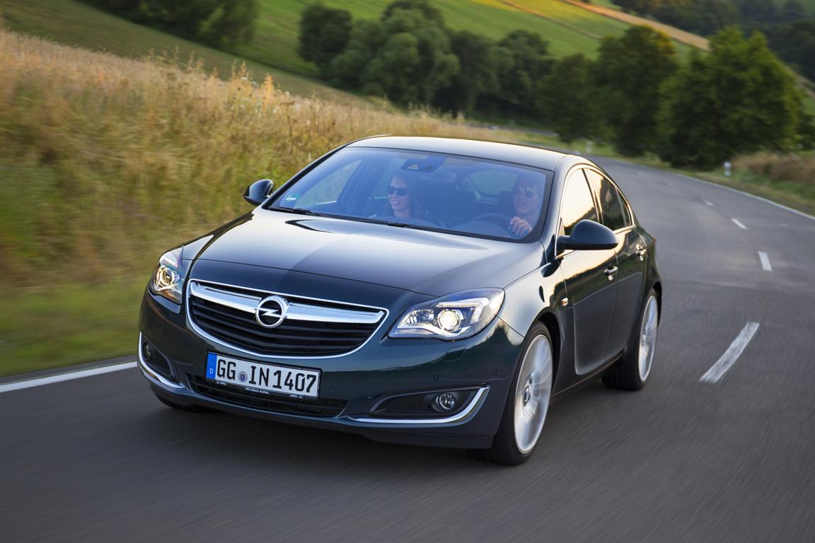 Opel Insignia: Инновации – в массы
