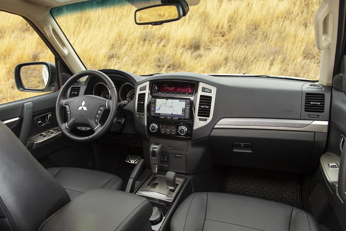 Mitsubishi Pajero 2014