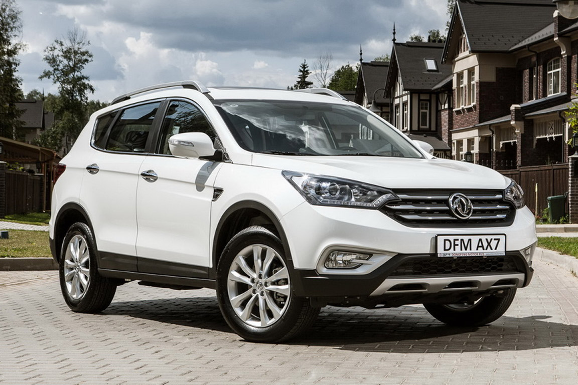 DMF Dongfeng AX7