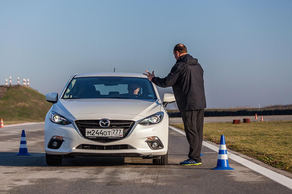 Mazda 3: Кризис - время меняться