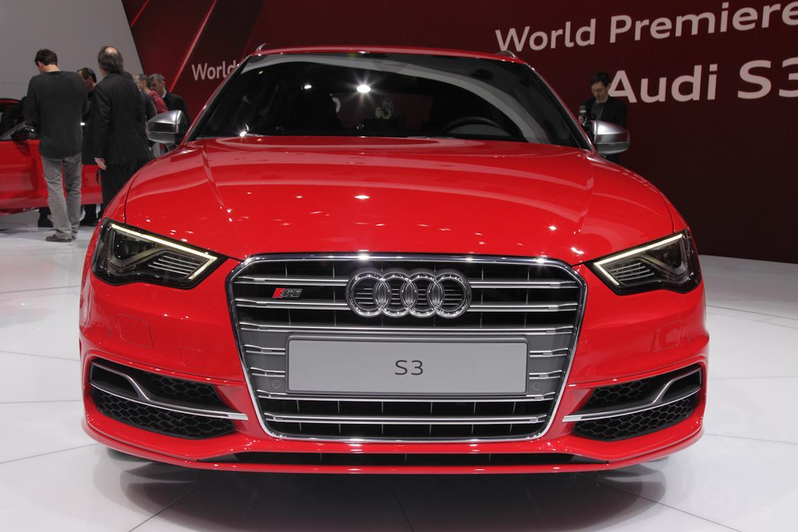 Audi на Женевском Автосалоне