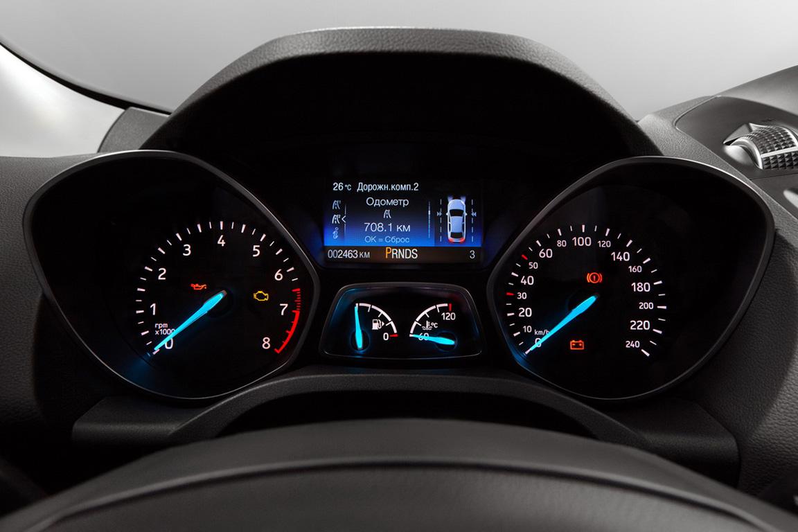Ford Kuga Панель приборов