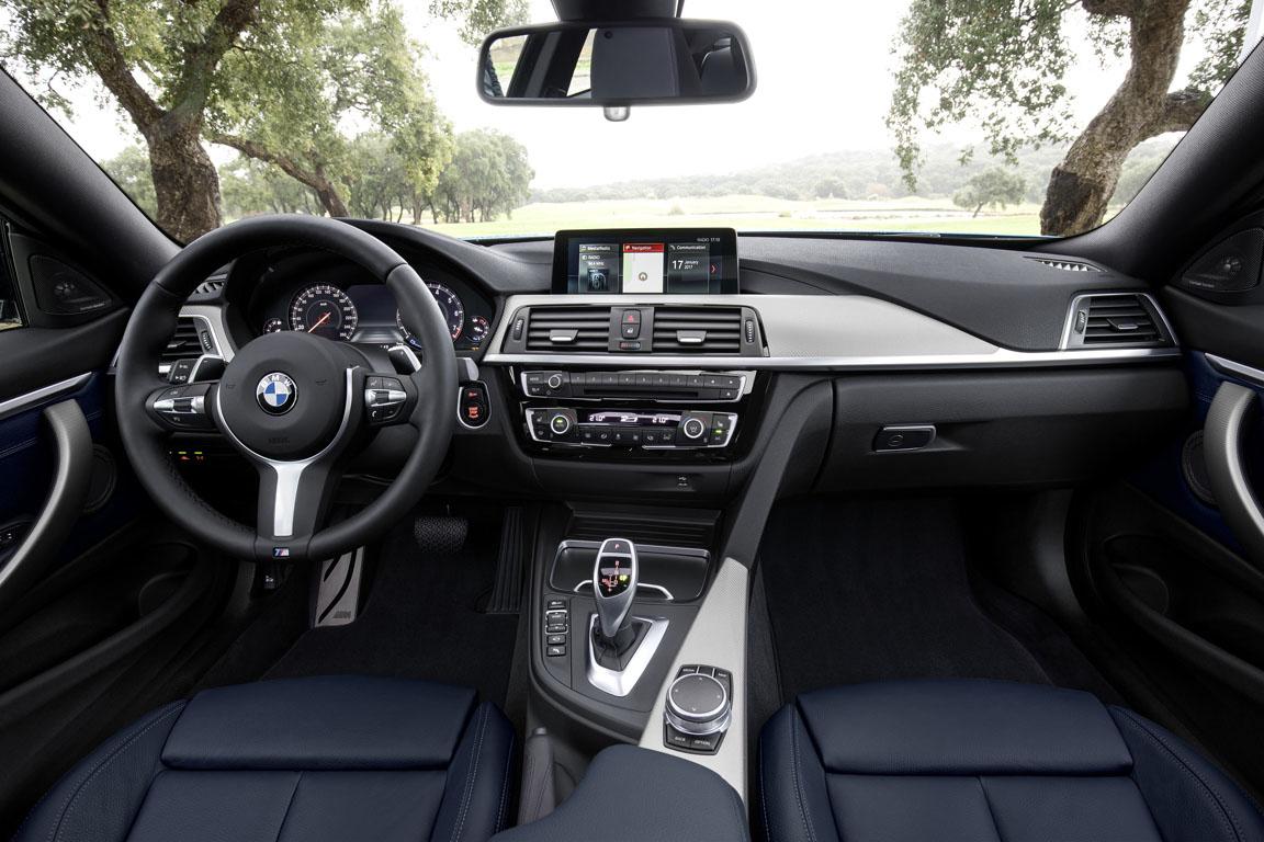 BMW 4 Gran Coupe 2017