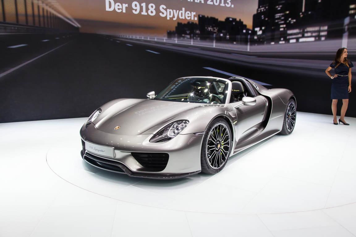 Frankfurt 2013: Самый автомобильный