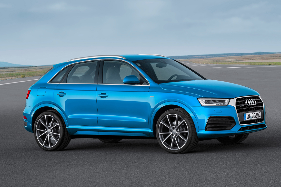 Audi Q3 2015 Ауди