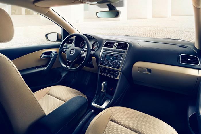 Новый Volkswagen Polo седан
