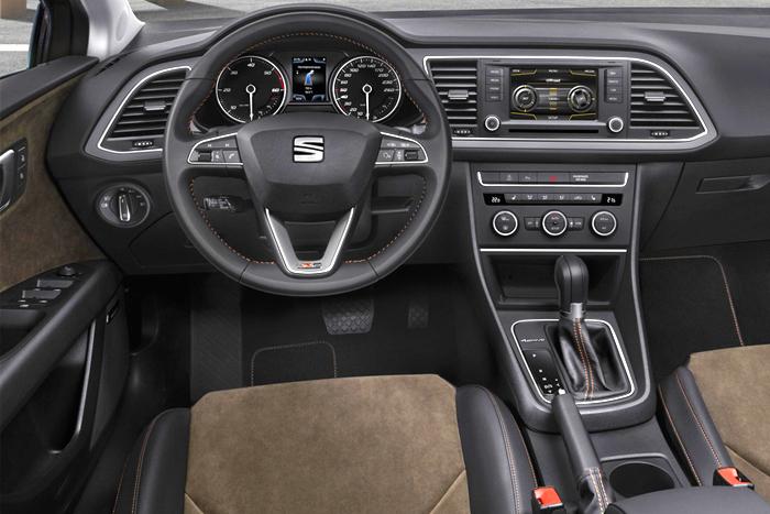 Seat Leon X-Perience появится в России в 2015 году