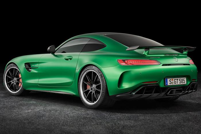 AMG выпустит компактный спорткар— конкурента Порш Cayman