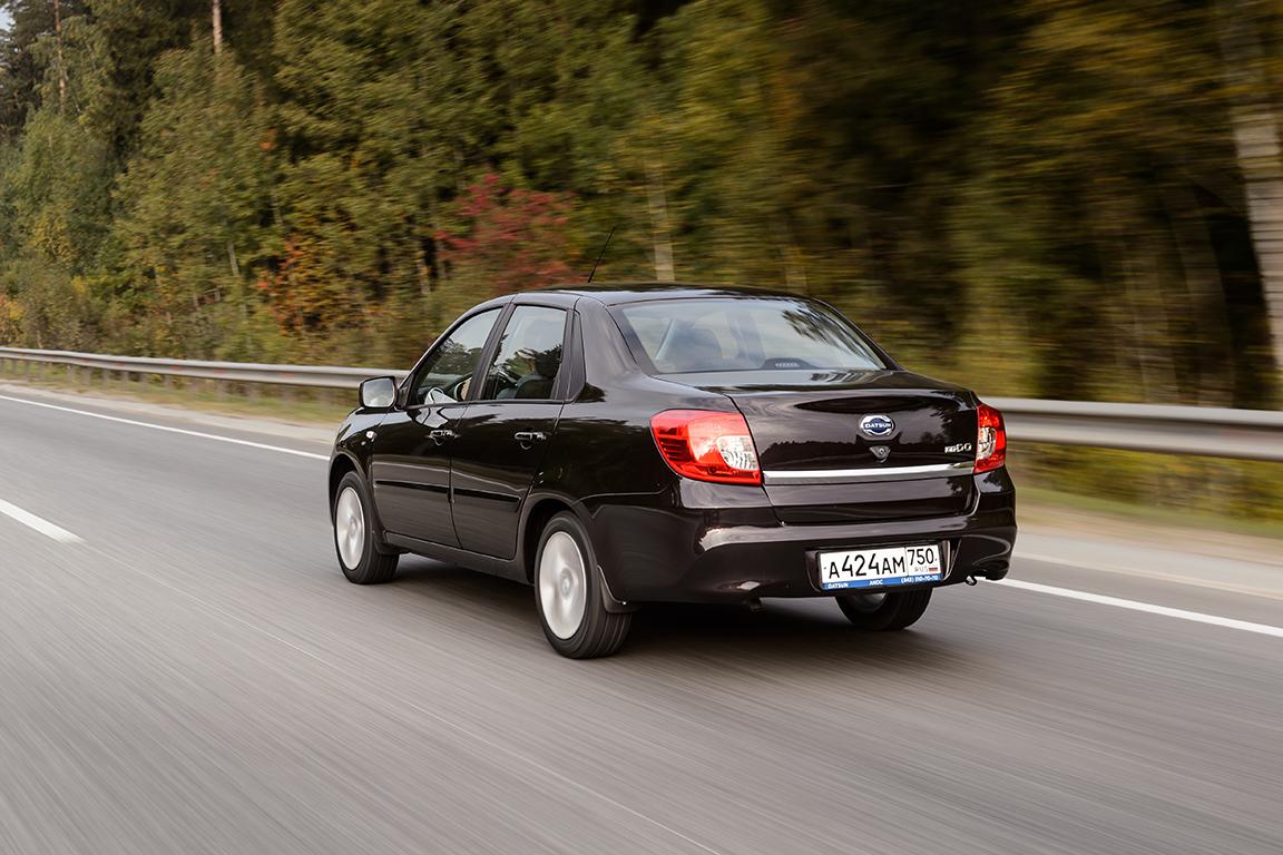 Datsun оn-Do: Машина под кризис