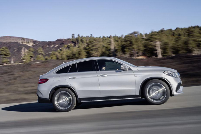 Mercedes-Benz GLE 63 Coupe