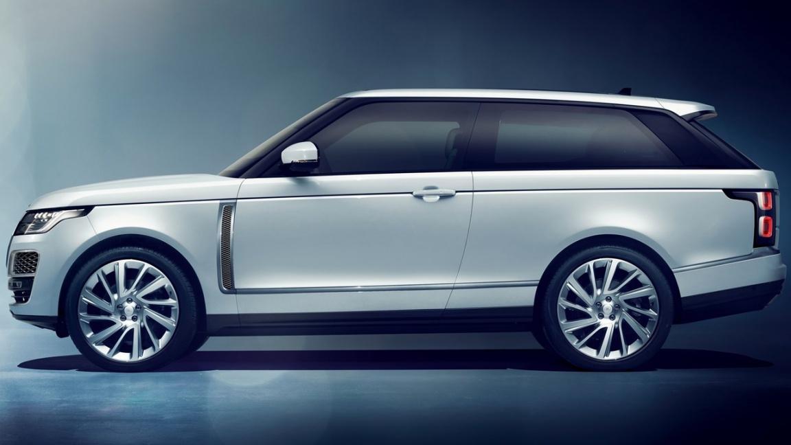 В Российской Федерации начались предзаказы на90 экземпляров джипа Range RoverSV Coupé