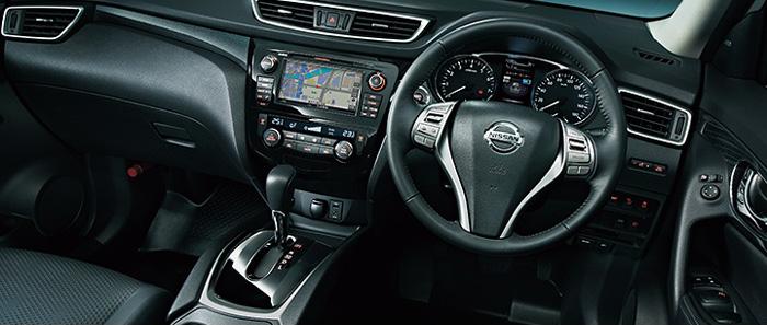 Гибридный Nissan X-Trail