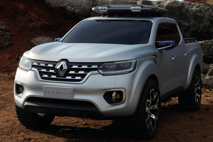 Renault Alaksan