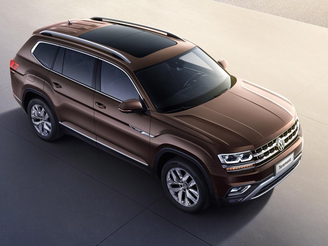 Volkswagen Teramont 2018