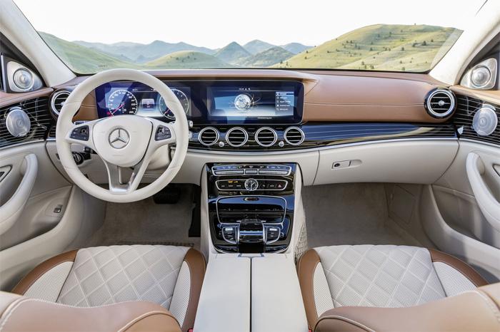 Mercedes-Benz представил новый E-класс