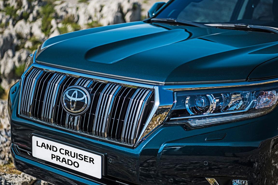 Toyota Land Cruiser Prado 2017