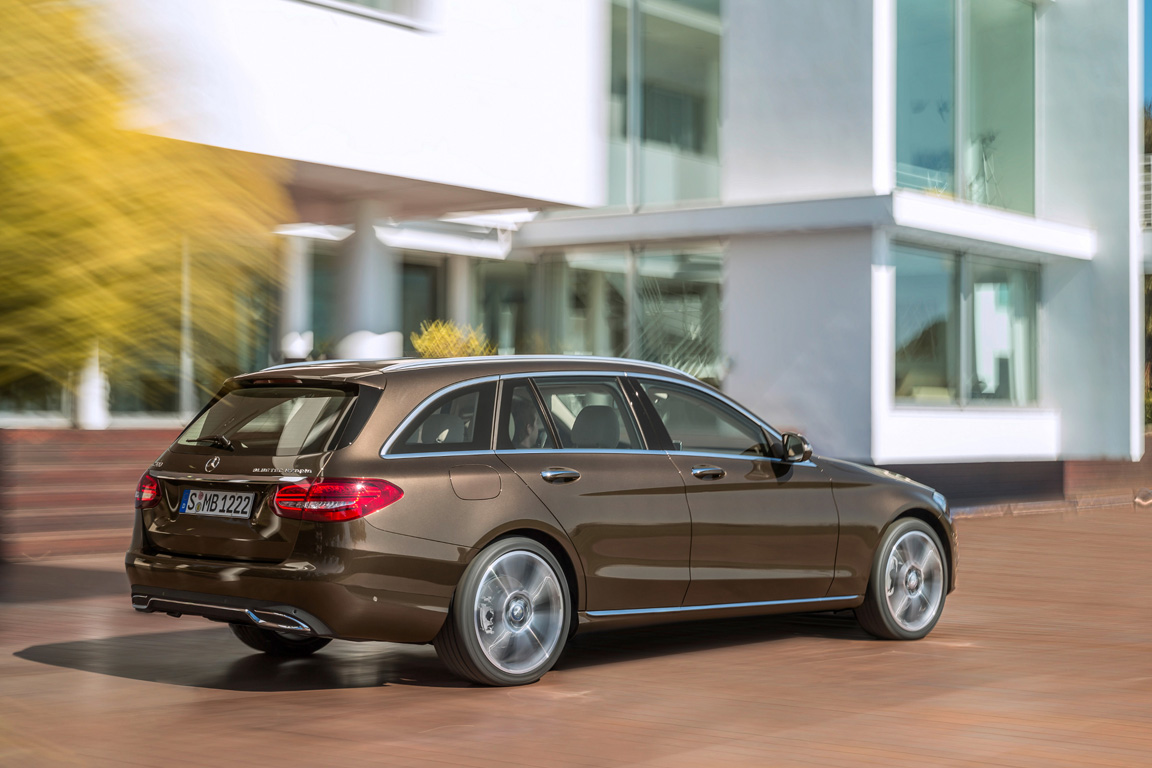 Mercedes-Benz C-class Estate 2013