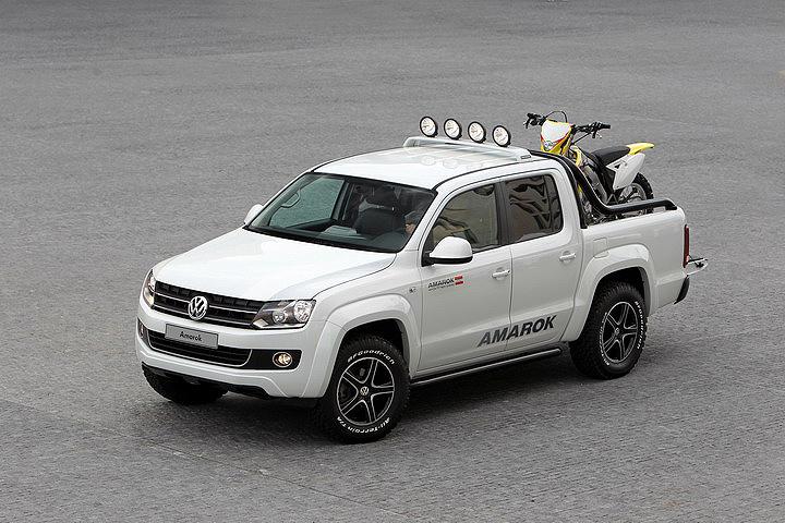 Volkswagen Amarok: С волками – жить!