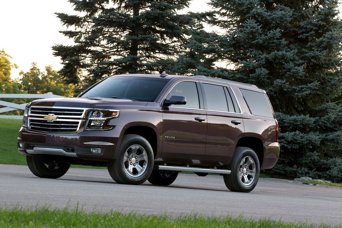 Chevrolet Tahoe 2014