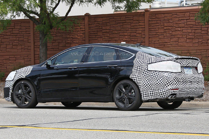 Ford Fusion ST