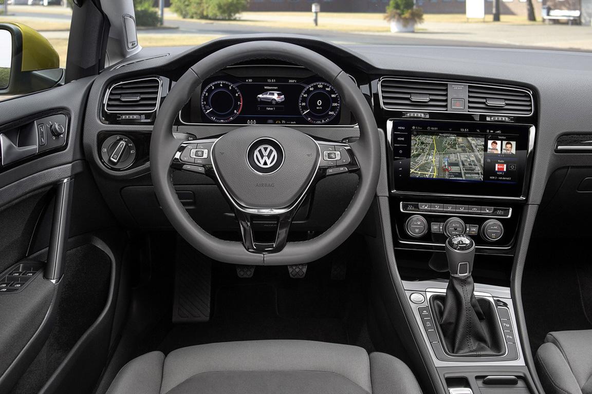 Volkswagen Golf 2017 mk8