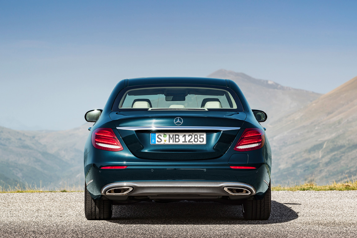 Mercedes-Benz E-Class: Что же будет дальше?