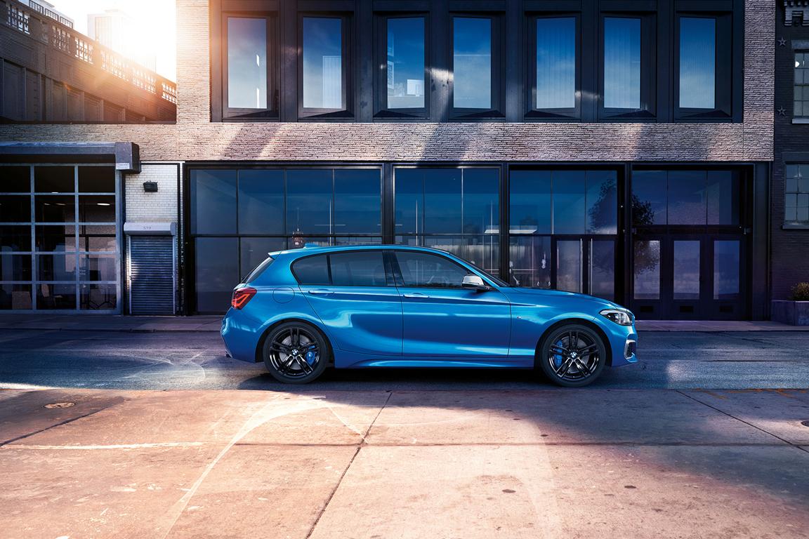 BMW 1 series 2017