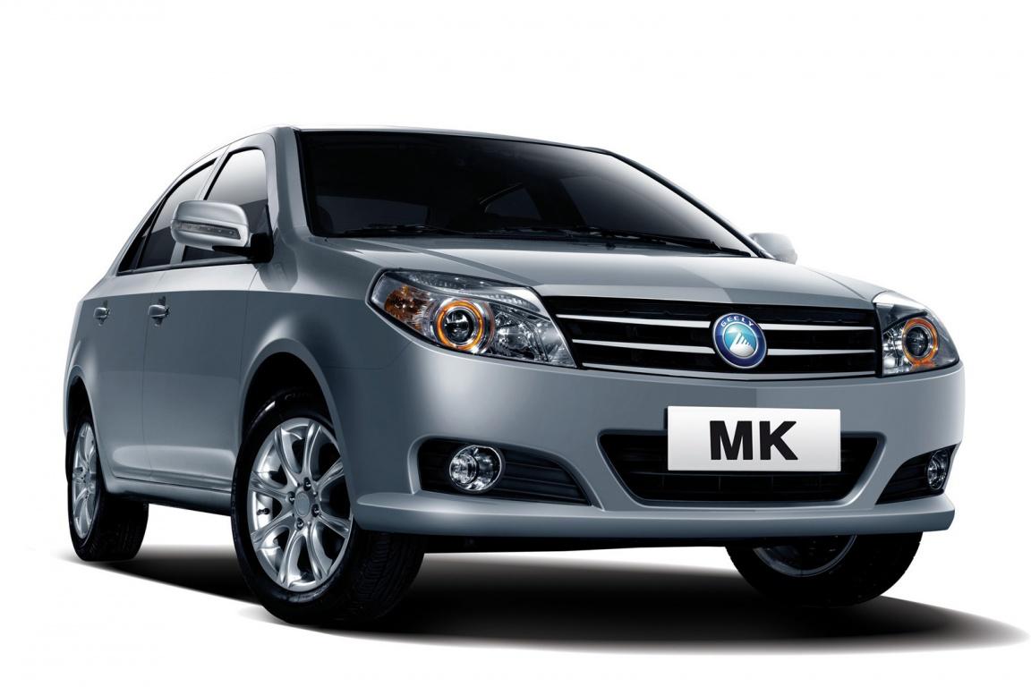 Geely MK 08 2013