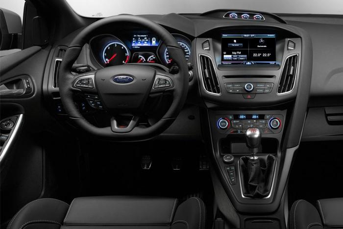 Ford официально представил новый Focus ST