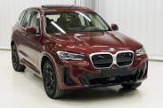 Обновленный BMW X3 раскрыл облик до премьеры