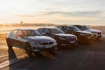 BMW модернизировала сразу несколько моделей