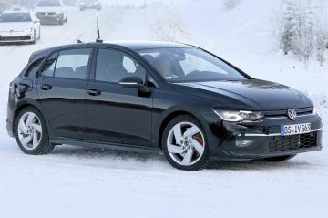 Volkswagen готовит новый Golf GTI
