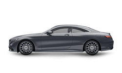 S-class coupe (2017)