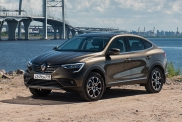 Renault Arkana добавил топ-коплектацию в набор