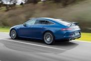 Представлен модернизированный Mercedes-AMG GT