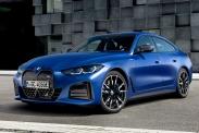 BMW начала сбор заказов на электрохэтчбек i4