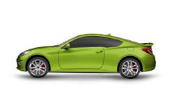 Genesis Coupe (2012)