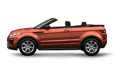 Range Rover Evoque Convertible (2016)